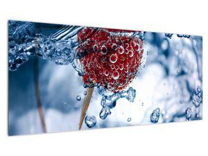 Kép - málna részlete a vízben (V020516V10040)
