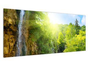 Slika - slapovi u prašumi (V020549V10040)