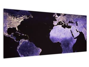 Tablou Pământului din Cosmos (V020649V10040)