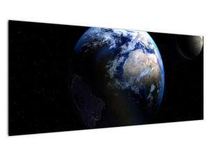 Föld és a Hold képe (V020671V10040)