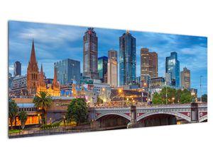 Obraz města Melbourne (V020715V10040)