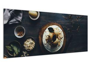Obraz dezertu na stole (V020808V10040)