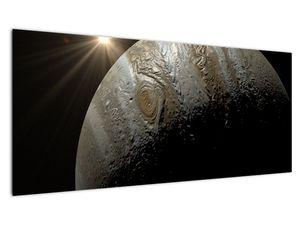 Obraz planety ve vesmíru (V020810V10040)