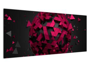 Obraz 3D abstrakce (V020866V10040)