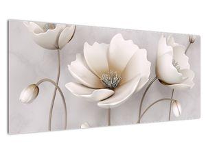 Obraz bílých květin (V020898V10040)