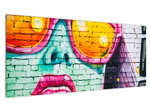 Obraz - Graffiti (V021554V10040)