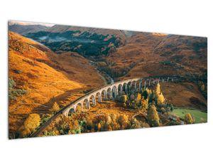 Slika mosta u škotskoj dolini (V021716V10040)