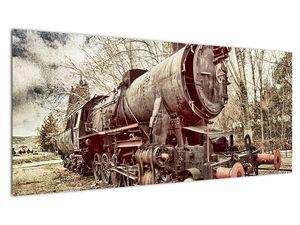 Povijesna slika lokomotive (V021965V10040)