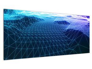 Slika - Planine u računalnom modelu (V022019V10040)