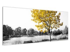 Slika - Odmor u parku (V022039V10040)