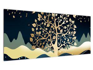 Slika zlatega drevesa (V022286V10040)