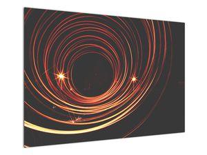 Obraz abstraktních linek (V020030V10070)