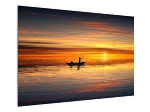 Tablou - cu barca  (V020168V10070)