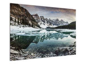 Tablou - lacul iarna (V020181V10070)