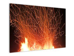 Tablou cu focul (V020437V10070)