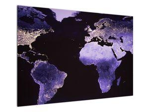 Tablou Pământului din Cosmos (V020649V10070)