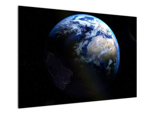 Föld és a Hold képe (V020671V10070)