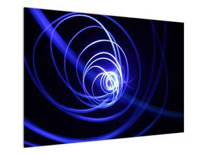 Kék spirálok képe (V020815V10070)