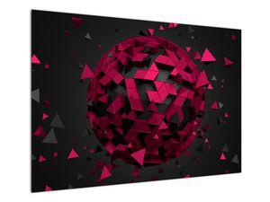Obraz 3D abstrakce (V020866V10070)