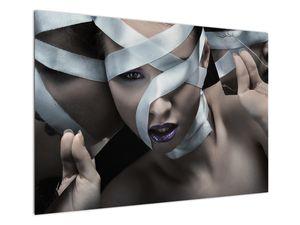 Slika žene s vrpcom (V021278V10070)