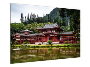 Obraz - Budhistický kláštor (V021325V10070)