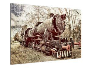 Povijesna slika lokomotive (V021965V10070)