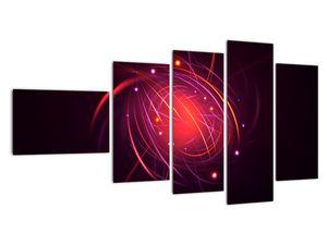 Moderní obraz abstrakce (V020136V11060)
