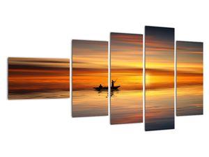 Obraz - plavba na loďke (V020168V11060)