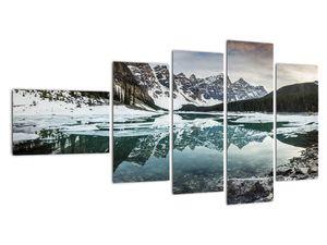 Tablou - lacul iarna (V020181V11060)