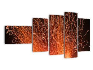 Tablou cu focul (V020437V11060)