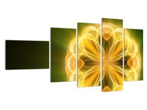 Obraz žluté květiny (V020451V11060)