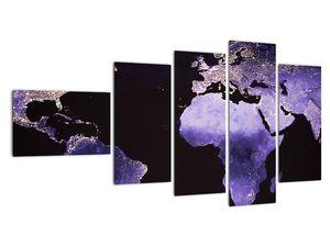 Tablou Pământului din Cosmos (V020649V11060)
