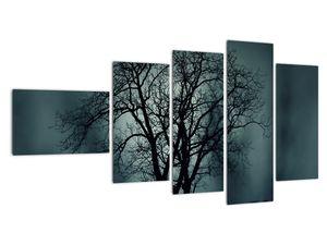 Obraz stromu v zatmění (V020675V11060)