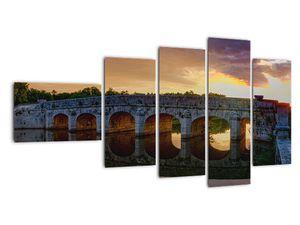 Obraz mostu (V020801V11060)
