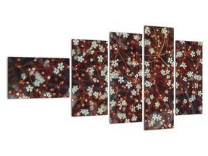 Obraz květiny Pomněnka lesní (V020811V11060)