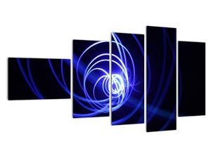 Kék spirálok képe (V020815V11060)