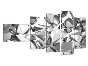 3D-Abstraktionsbild (V020935V11060)