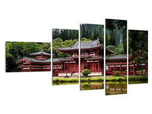 Obraz - Budhistický kláštor (V021325V11060)