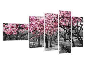 Obraz stromů Magnolíie (V021344V11060)