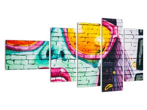 Obraz - Graffiti (V021554V11060)