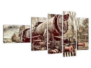 Povijesna slika lokomotive (V021965V11060)