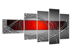 Abstraktionsbild (V022070V11060)