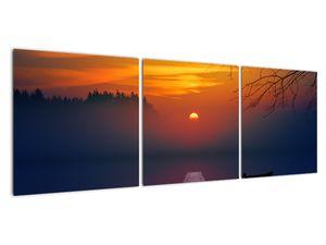Híd képe naplementekor (V020012V12040)