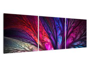 Tablou abstract cu copacul (V020125V12040)