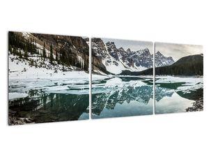Tablou - lacul iarna (V020181V12040)
