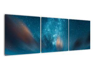 Obraz modré mléčné dráhy (V020646V12040)