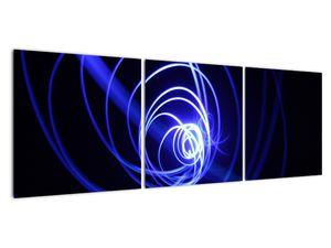 Kék spirálok képe (V020815V12040)