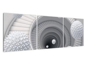 3D apstraktna slika (V020975V12040)