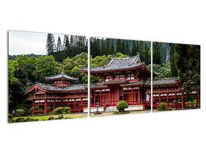 Obraz - Budhistický kláštor (V021325V12040)