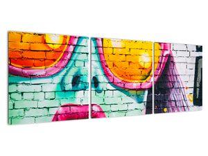Obraz - Graffiti (V021554V12040)